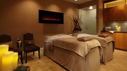 2 massage beds