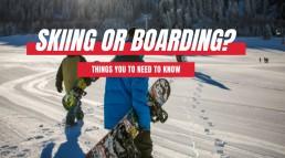 2 snowboarders